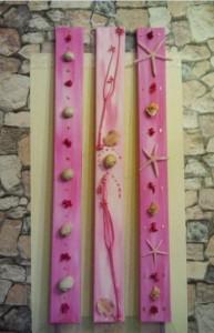 Pink x3