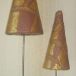 Zaunhocker braun gold