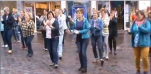 Flashmob 27 07 2015